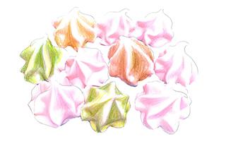 綿菓(メレンゲ)